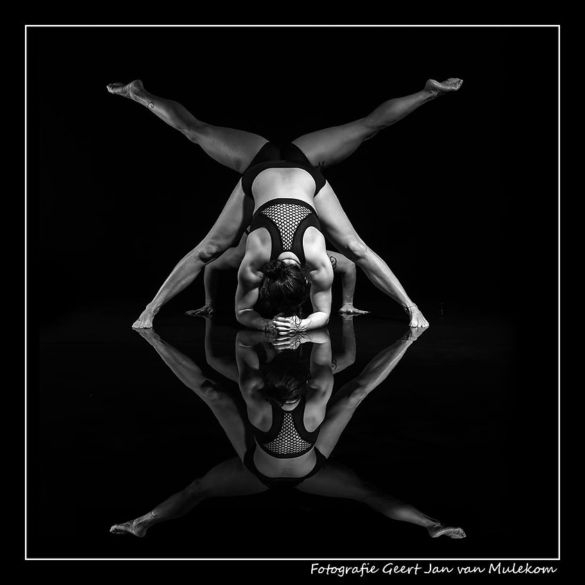 """Acro duo workshop """"Making Shapes"""""""