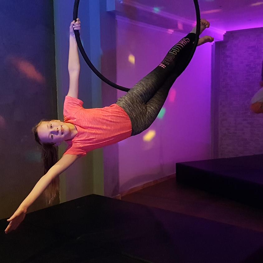 Acrobatiek kids | 7-weekse workshop