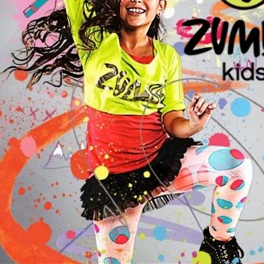 KIDS ZUMBA | GRATIS TRY OUT