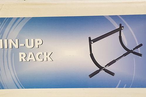 Chin up rack