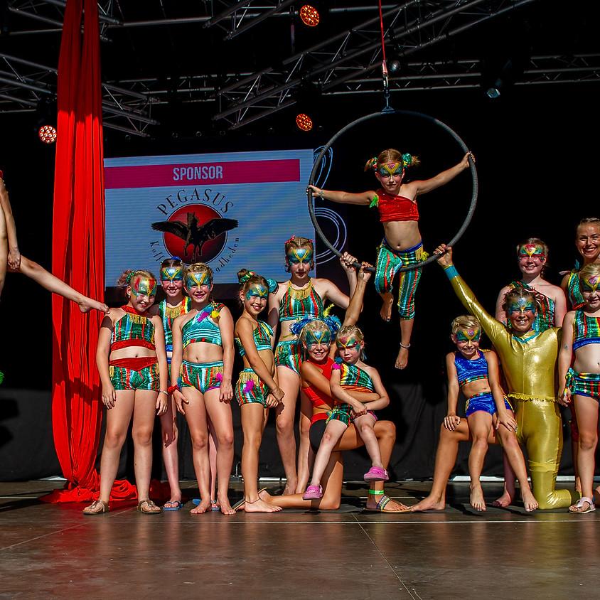 Acrobatiek kids | Elke maandag en woensdagmiddag
