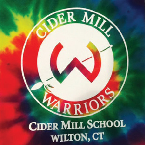 Tie-dyed Cider Mill  T- Shirt