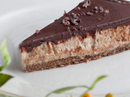 Raw Mousse Cake