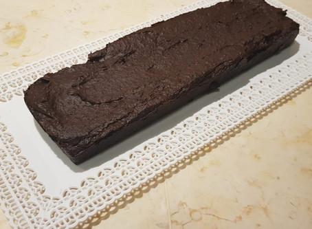 עוגת בראוני ללא קמח