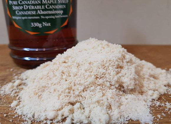 סוכר מייפל אמיתי אורגני- 500 גרם
