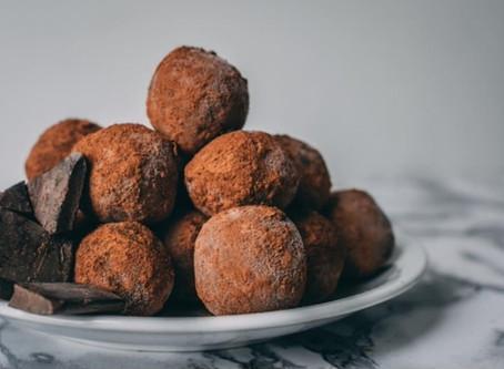 טראפלס שוקולד עם אבוקדו