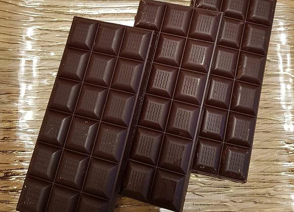 שוקולד מריר רואו-100%