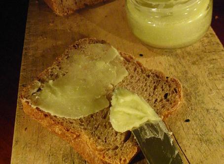 חמאת שמן זית