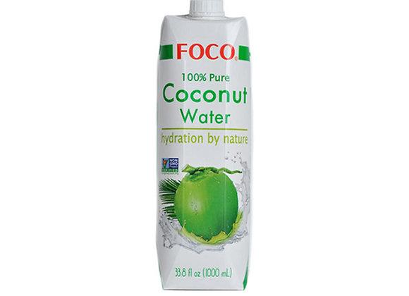 מי קוקוס- פוקו- 1 ליטר