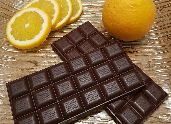 שוקולד רואו 80% תפוז