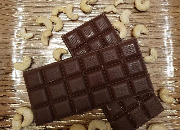 שוקולד קרם-קשיו מתוק