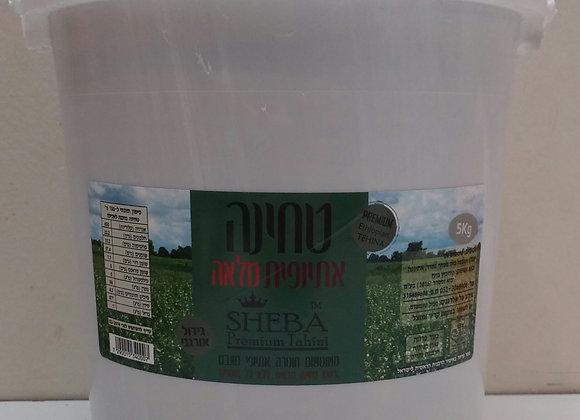 טחינה מלאה אתיופית 5 קילו
