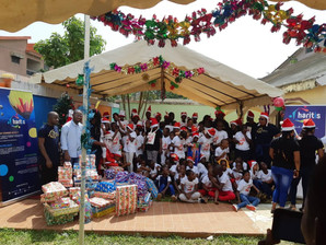 CHARITIS offre une journée mémorable aux enfants à besoin particulier