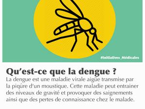 CHARITIS s'engage contre la Dengue