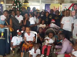 Arbre de Noël 26 Déc. 20 au profit des enfants atteints d'hydrocéphalie et de Spina-bifida