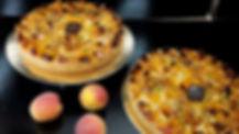 tarte abricot frais