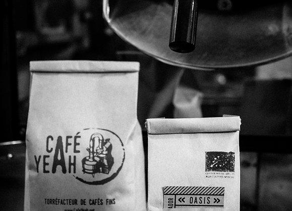 Oasis, café arabica du Salvador