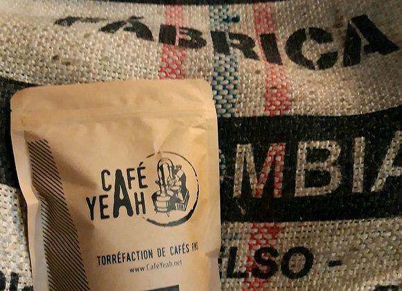 Fabrica de Nubes, café arabica de Colombie