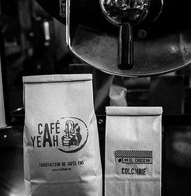 El choco, café arabica de Colombie
