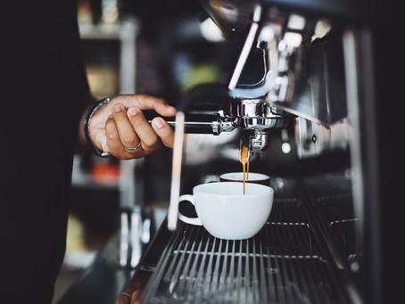 Готуємо каву в крапельній кавоварці
