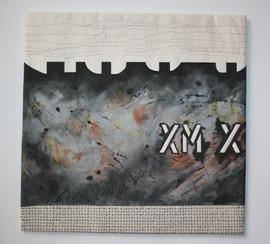 Landscape - Wool Bale Stencil