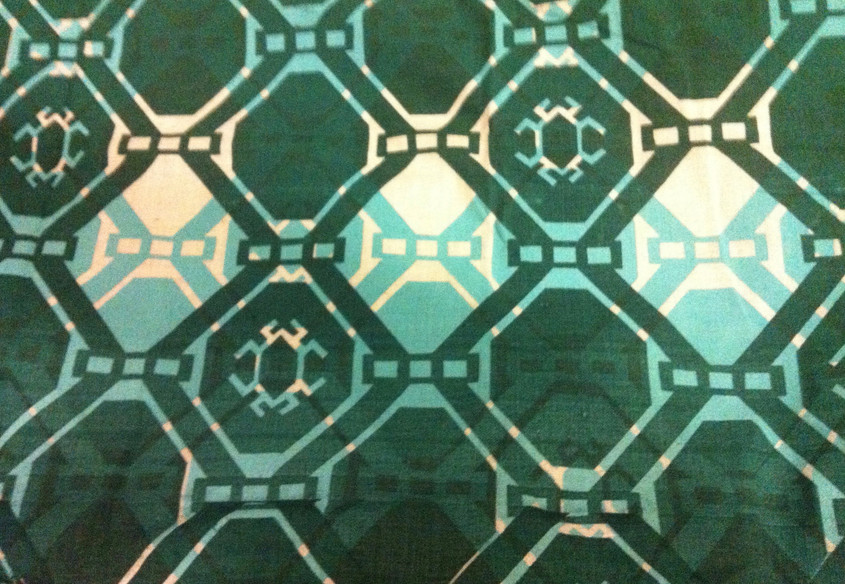 Geometric fabric length