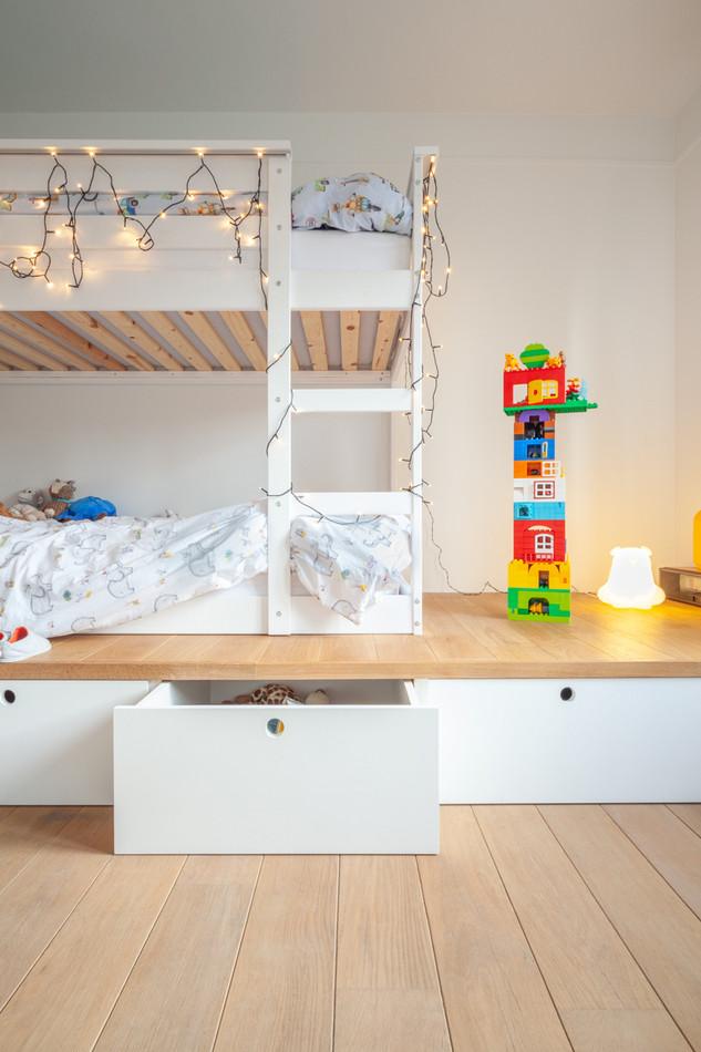 Aménagement de chambre d'enfant