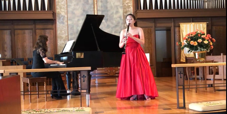 Recital of the winners