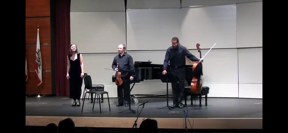 Chamber recital