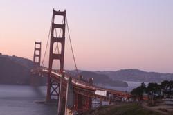 Multi-exposure Golden Gate