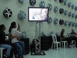 Locação de tv de lcd e led para eventos