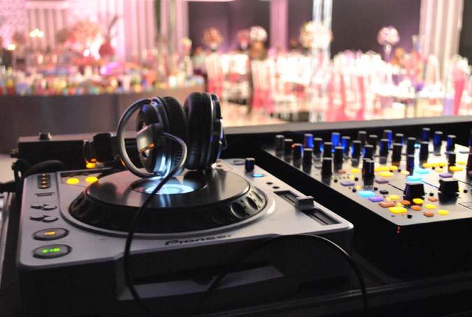 DJ para casamento sp