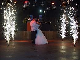 Fogos Indoor Para Festa Debutante