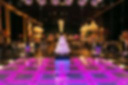 pista de dança de led para eventos