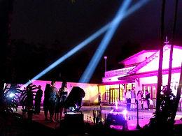 Aluguel de sky light para eventos