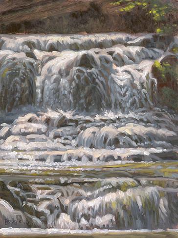 Silver Cascade