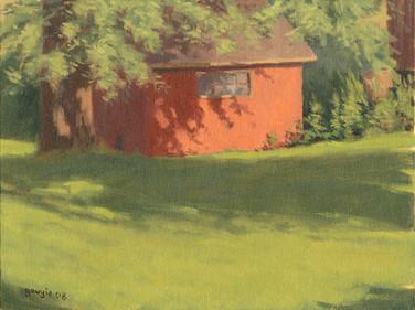 Koch's Chicken Coop