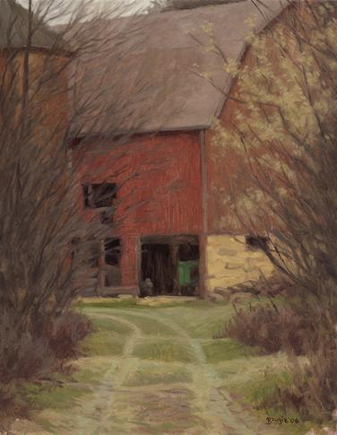 Barn at Lost Creek