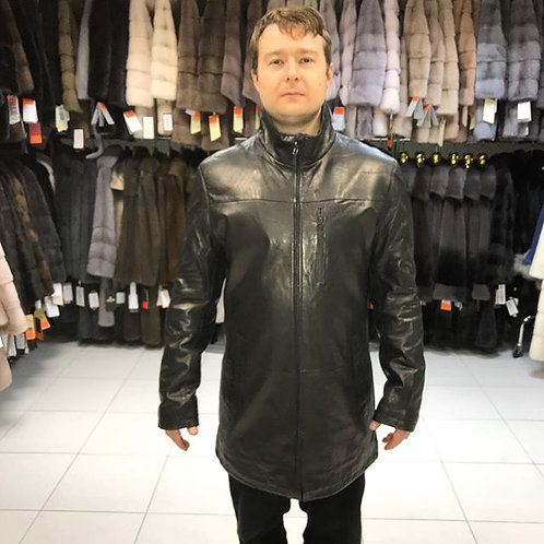 Мужские кожаные куртки в Дубне