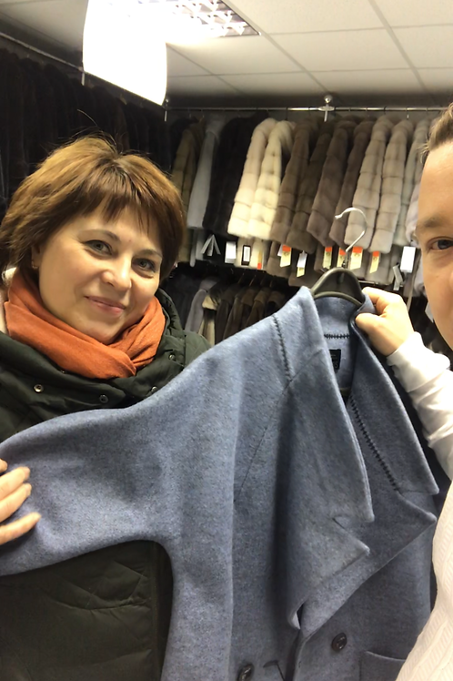 Норковые шубы Дубна Меховой на Тверской