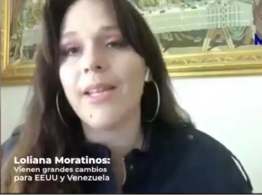 Amigos esto es un corto de la entrevista que hice con Susana Pérez de @miamimundonews