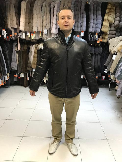 Купить мужские кожаные куртки в Дубне Меховой на Тверской
