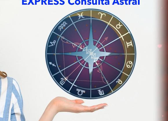 EXPRESS Consulta Astral Completa EXPRESS * (en los próximos 7 días)