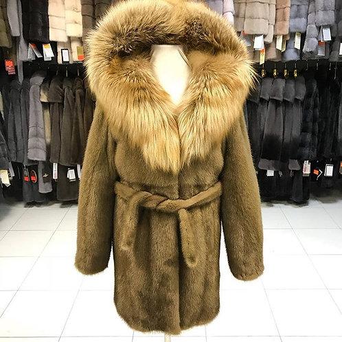"""Шубы Дубна """"Меховой на Тверской"""""""