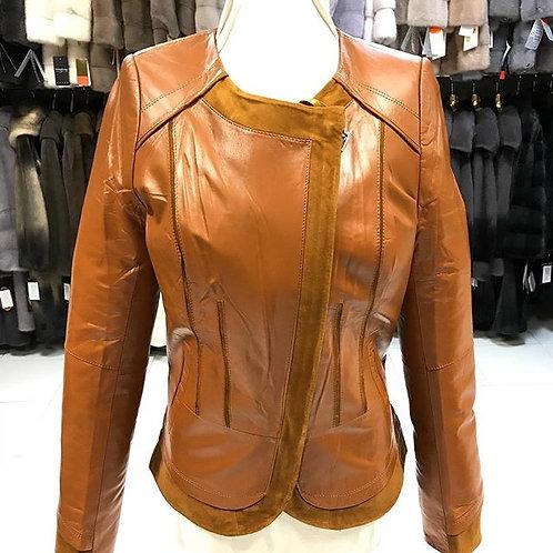 Женские кожаые куртки в Дубне