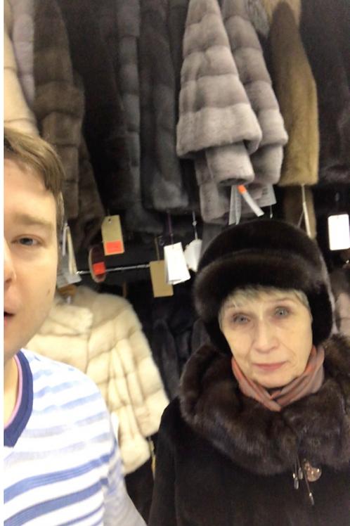 """Фото клиенты Дубна """"Меховой на Тверской"""""""
