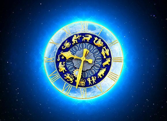 ASTROGENEALOGÍA Carta Astral (Herencias Astrales Familiares)