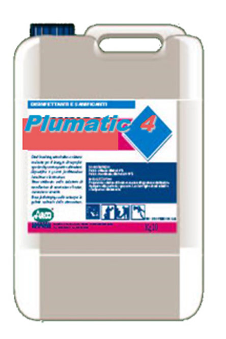 Plumatic 4 Plus AMACIADOR