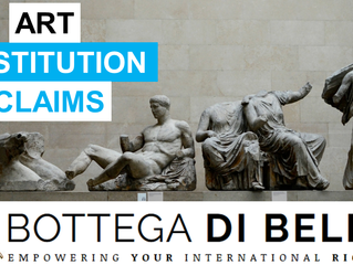 Repatriation of Artworks throughout Investment Arbitrations