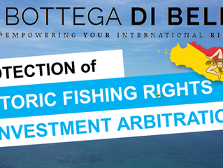 Are Historic Fishing Rights protected under Bilateral Investment Treaties?